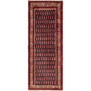 3' 8 x 9' 5 Botemir Persian Runner ...