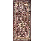Link to 107cm x 250cm Hossainabad Persian Runner Rug