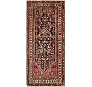 Link to 105cm x 250cm Hossainabad Persian Runner Rug