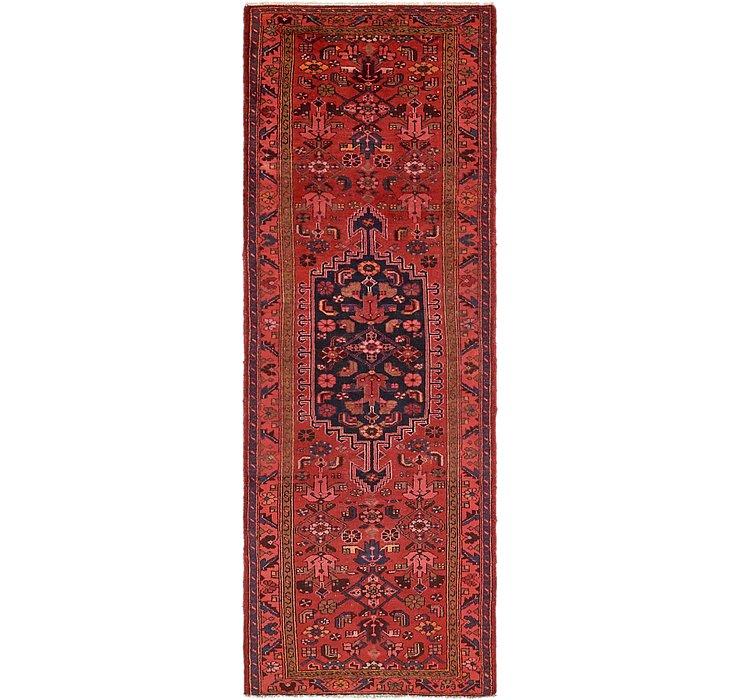 3' 5 x 9' 8 Zanjan Persian Runner Rug