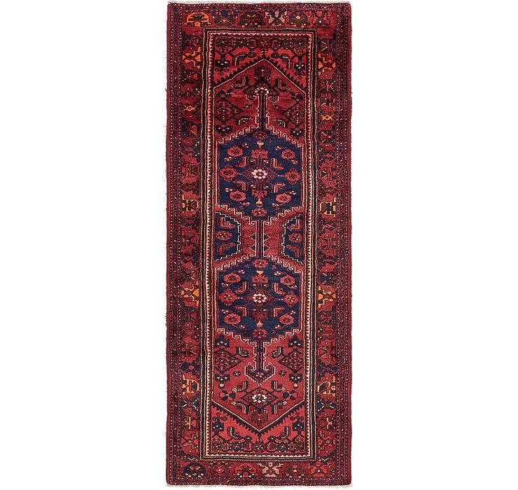 107cm x 285cm Zanjan Persian Runner Rug