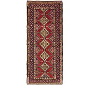 Link to 3' 5 x 8' 2 Chenar Persian Runner Rug
