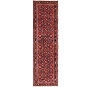 Link to 3' x 10' Hossainabad Persian Runner Rug