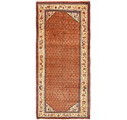 Link to 3' 10 x 9' Farahan Persian Runner Rug