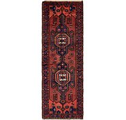 Link to 3' 6 x 10' 3 Khamseh Persian Runner Rug