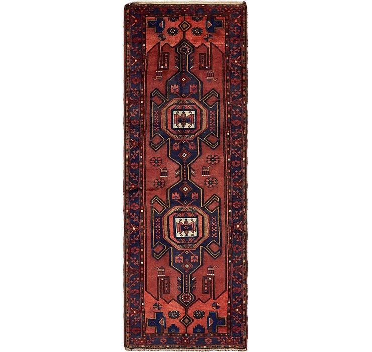 107cm x 312cm Khamseh Persian Runner ...