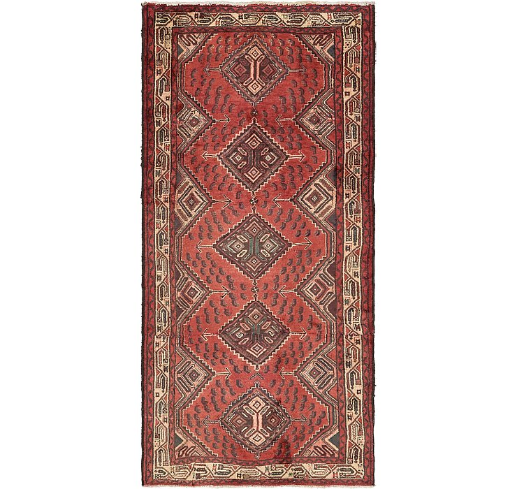 115cm x 245cm Chenar Persian Runner Rug
