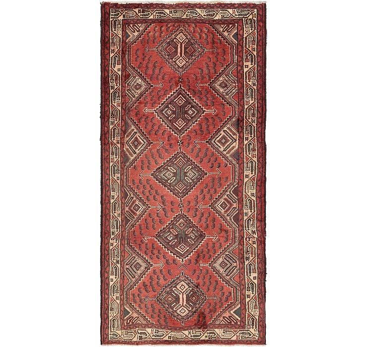3' 9 x 8' 1 Chenar Persian Runner Rug