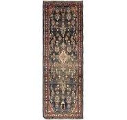 Link to 110cm x 335cm Hamedan Persian Runner Rug