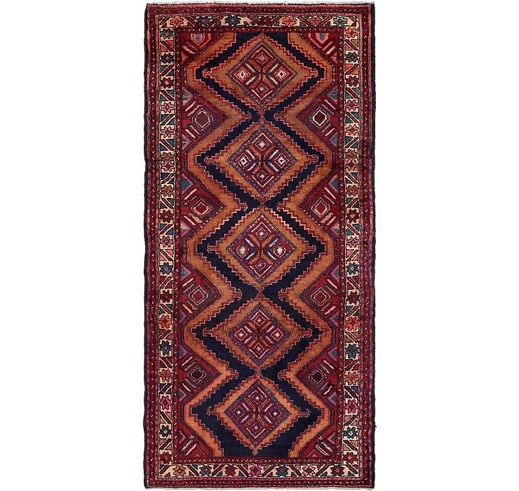 3' 9 x 8' 2 Chenar Persian Runner Rug