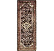 Link to 3' 9 x 10' 6 Hossainabad Persian Runner Rug