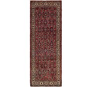 Link to 105cm x 292cm Hossainabad Persian Runner Rug