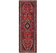 Link to 3' x 9' 5 Khamseh Persian Runner Rug