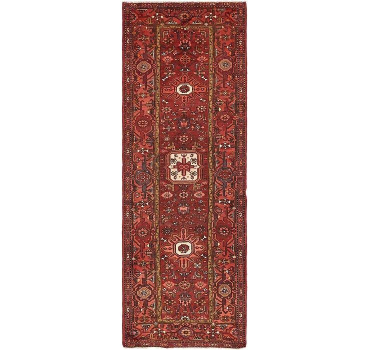 3' 5 x 9' 10 Zanjan Persian Runner Rug