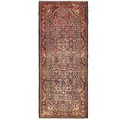 Link to 3' 8 x 9' 1 Hossainabad Persian Runner Rug