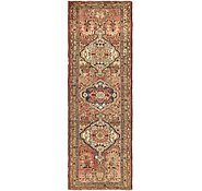 Link to 3' 4 x 10' 2 Hamedan Persian Runner Rug