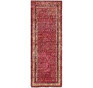 Link to 3' 7 x 10' 6 Farahan Persian Runner Rug