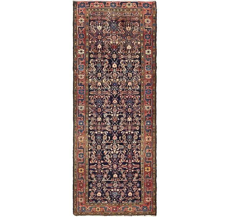 4' x 10' 5 Nanaj Persian Runner Rug
