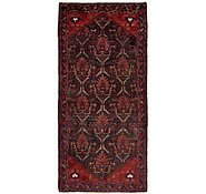 Link to 3' 9 x 8' 4 Hamedan Persian Runner Rug