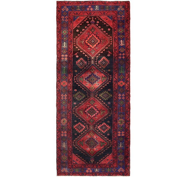 4' x 9' 9 Sarab Persian Runner Rug