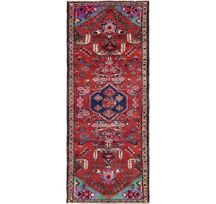 3' 9 x 9' 9 Bakhtiari Persian Runne...