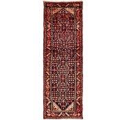 Link to 3' 4 x 10' 6 Hamedan Persian Runner Rug