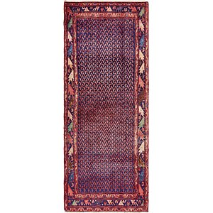 3' 10 x 9' 10 Botemir Persian Runner ...