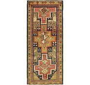 Link to 3' 8 x 9' Ardabil Persian Runner Rug