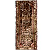 Link to 4' x 9' 3 Hossainabad Persian Runner Rug