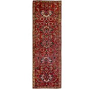 Link to 3' 2 x 10' 9 Tabriz Persian Runner Rug