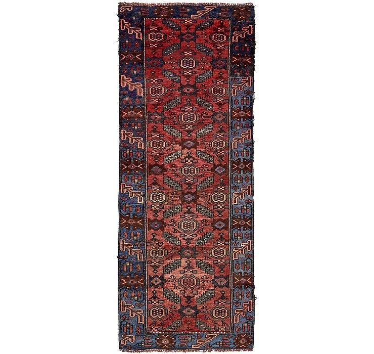 112cm x 292cm Zanjan Persian Runner Rug