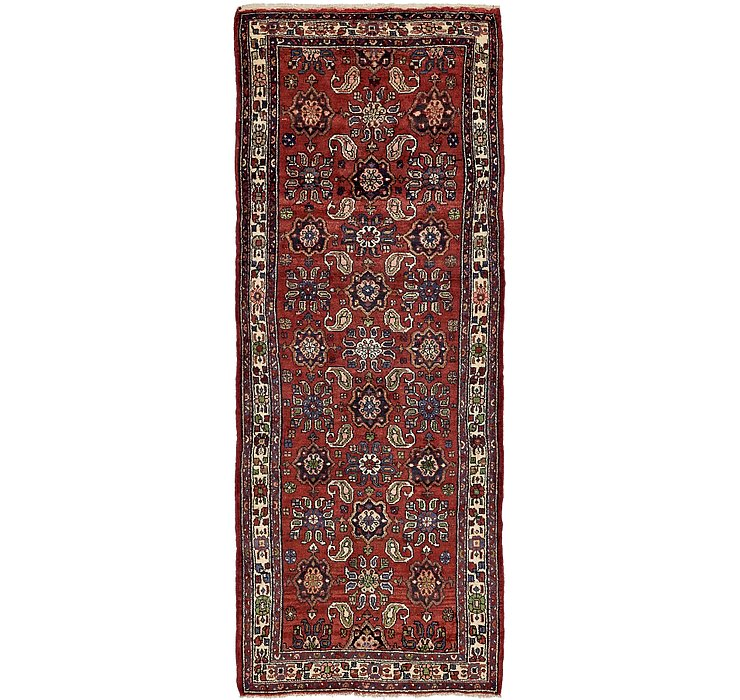 3' 10 x 9' 7 Borchelu Persian Runner...