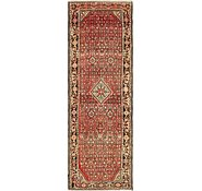 Link to 3' 5 x 11' 2 Hossainabad Persian Runner Rug