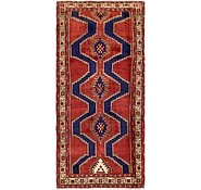Link to 4' 1 x 8' 8 Meshkin Persian Runner Rug