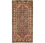Link to 3' 7 x 7' 2 Hossainabad Persian Rug