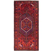Link to 3' 7 x 7' 6 Zanjan Persian Runner Rug