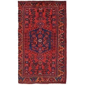 Unique Loom 3' 11 x 6' 9 Zanjan Persian Rug
