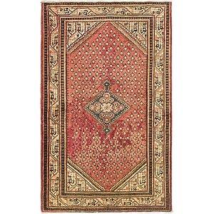 HandKnotted 3' 11 x 6' 4 Farahan Persian Rug