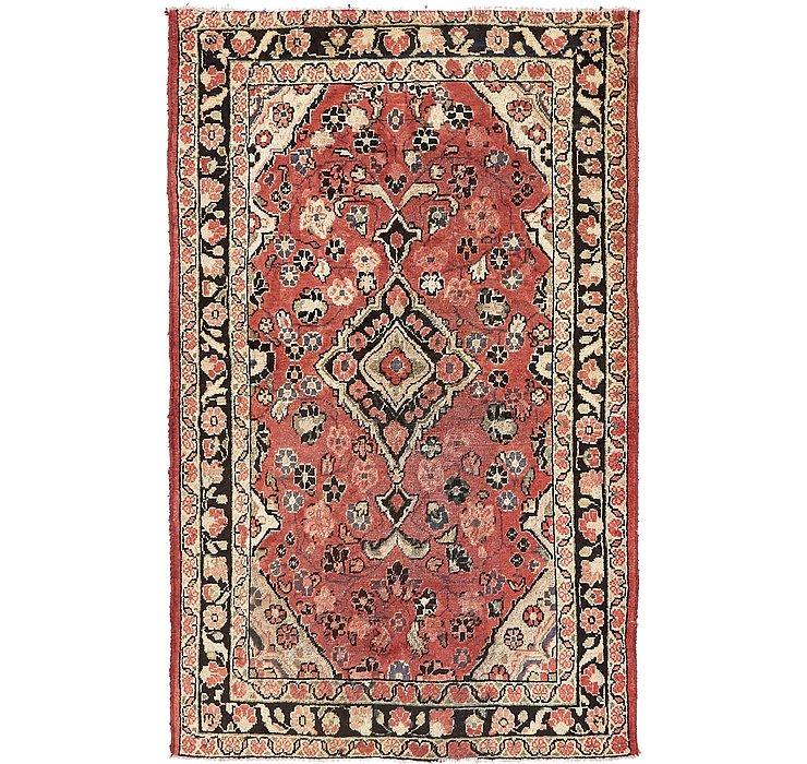 HandKnotted 4' 3 x 6' 8 Farahan Persian Rug