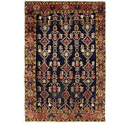 Link to 5' x 7' 6 Nanaj Persian Rug