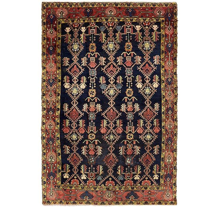 5' x 7' 6 Nanaj Persian Rug