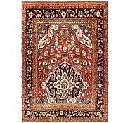 Link to 4' 8 x 6' 8 Borchelu Persian Rug