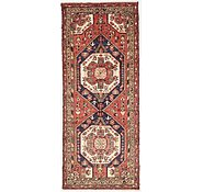 Link to 3' 5 x 8' 3 Hamedan Persian Runner Rug