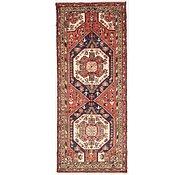 Link to 105cm x 250cm Hamedan Persian Runner Rug