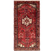 Link to 3' 8 x 7' 3 Hamedan Persian Runner Rug
