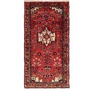 Link to 112cm x 220cm Hamedan Persian Runner Rug