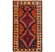 Link to 3' 9 x 6' 7 Shiraz-Lori Persian Rug