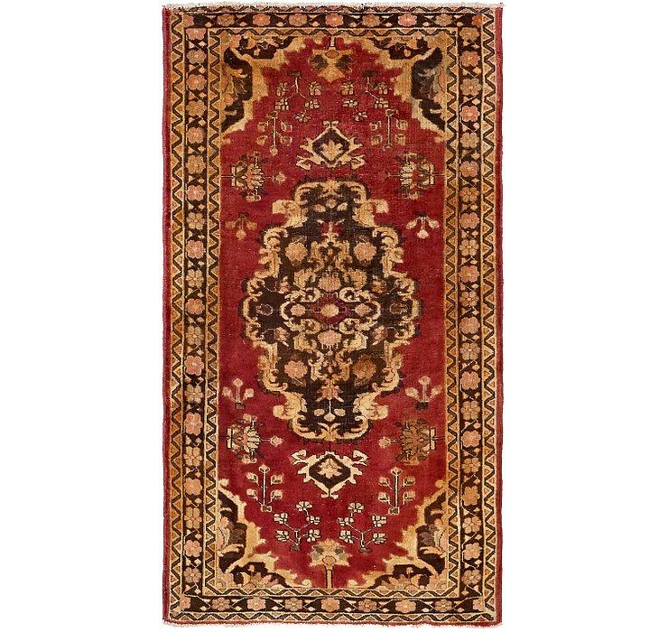 4' 2 x 7' 8 Ferdos Persian Rug