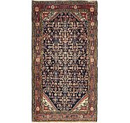 Link to 4' 2 x 7' 7 Hossainabad Persian Rug