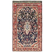 Link to 3' 6 x 6' 2 Hamedan Persian Rug